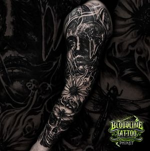 Dark Arm Sleeve