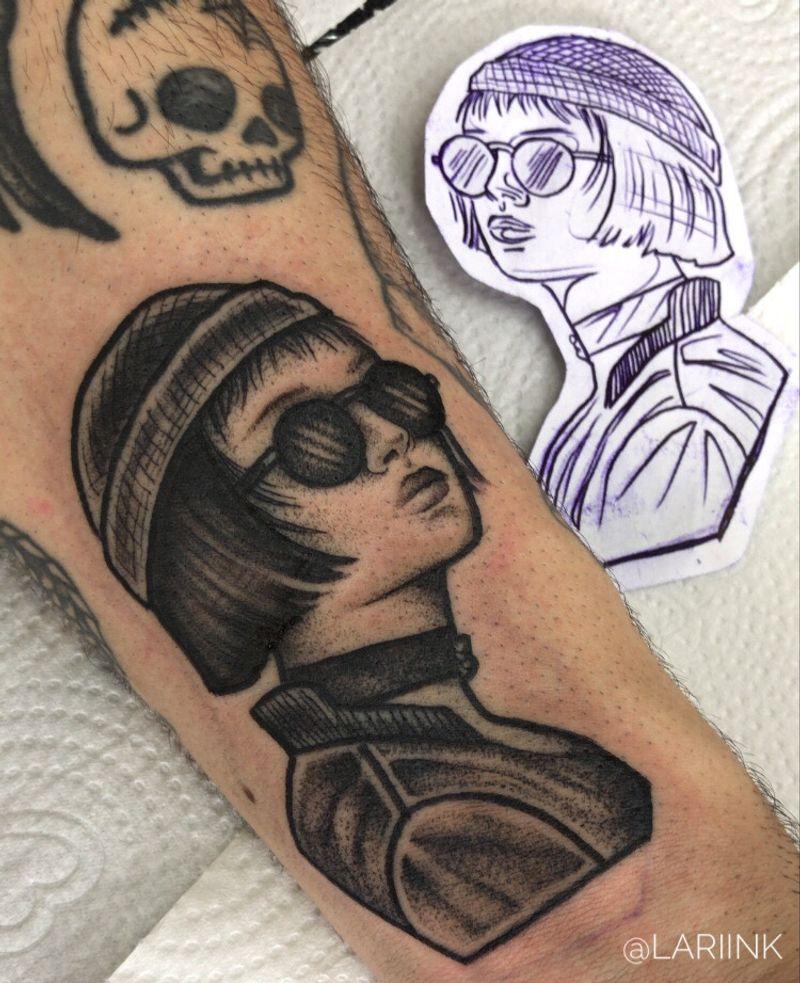 Tattoo from Lariink