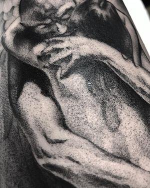 #blackouttattoostyle #tattoo #tattoos #tattoodesigns #tattoodesign #blackworkersubmission #blacktattoo #black #ink #tattoooftheday #tattooideas #bigtattoo #bodysuit #texastattooartist #texastattoo #texastattoos #latattooartist #californiatattoo #californiatattooartist #nytattoo #nytattooartist #aztattooer #tattooart #tattooartist #tattooartistmagazine #tattoocolor #tattoodo