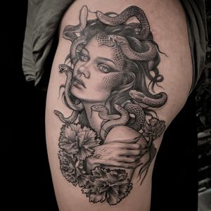 Tattoo from Christina Ramos