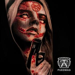 Tattoo by Puedmag Inkpire Tattoo Shop Toronto