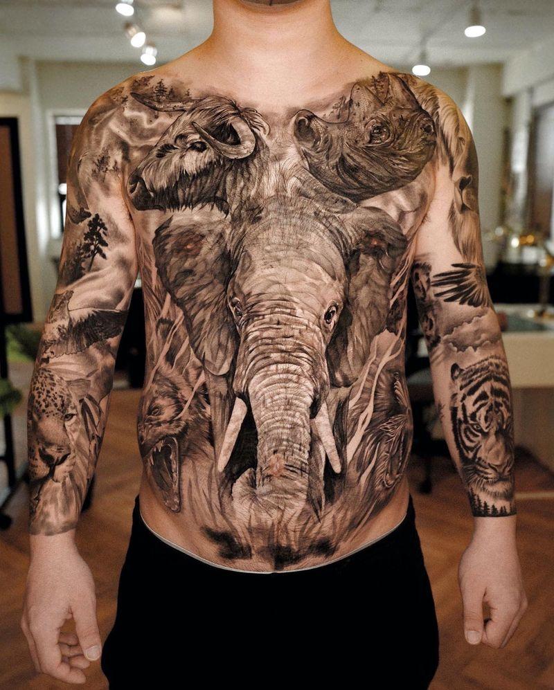 Tattoo from @ssab_tt