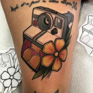 Tattoo from Jay Martinez