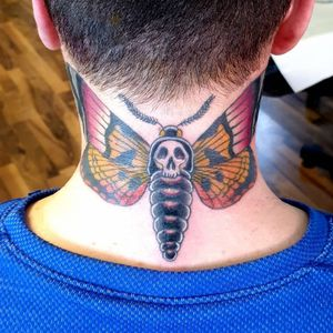 Moth neck (coverup)