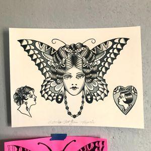 Tattoo by nueva orden tattoos