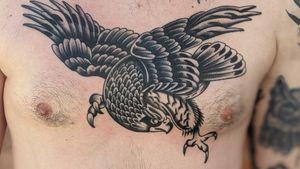 Tattoo from Kenny Stewart