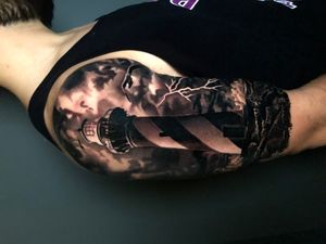 Tattoo by Dallas Tattoo
