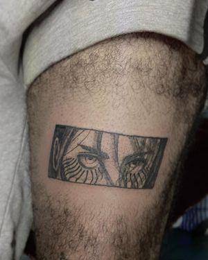 #tattoo #tattooart #tattoodesing #black #tatuaje #diseñotatuaje #dotwork #blacktattoo #tattooartist #tattooart #blackwork #blackworktattoo  #manga #mangatattoo #erenjaeger #anime #attackontitan #aot #shingekinokyojin  #snk #animetattoo #animetattoos