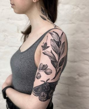 Tattoo from Zozulenko