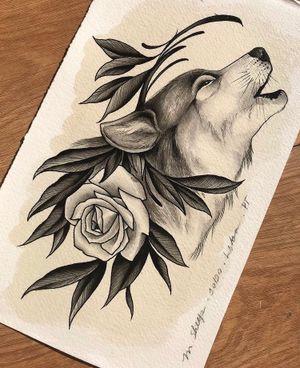 Tattoo from Matheus Sheep