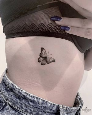 Baby Butterfly 🦋 From my sketches *original concept don't copy*
