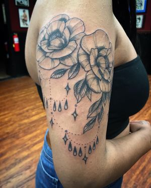 Tattoo from @nrockefellertattoos