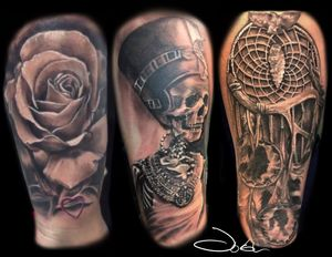Tattoo from Joshua Marchand