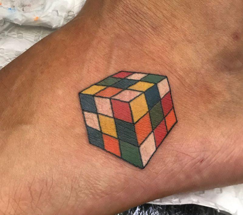 Tattoo from Jason