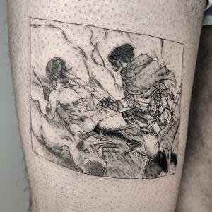 Sieg & Livai   Attack on Titan   by The YŌKAI HERMIT