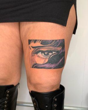 Tattoo from Galen Bryce Tattoo