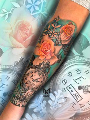 Tattoo from Maddalena Ruggiero