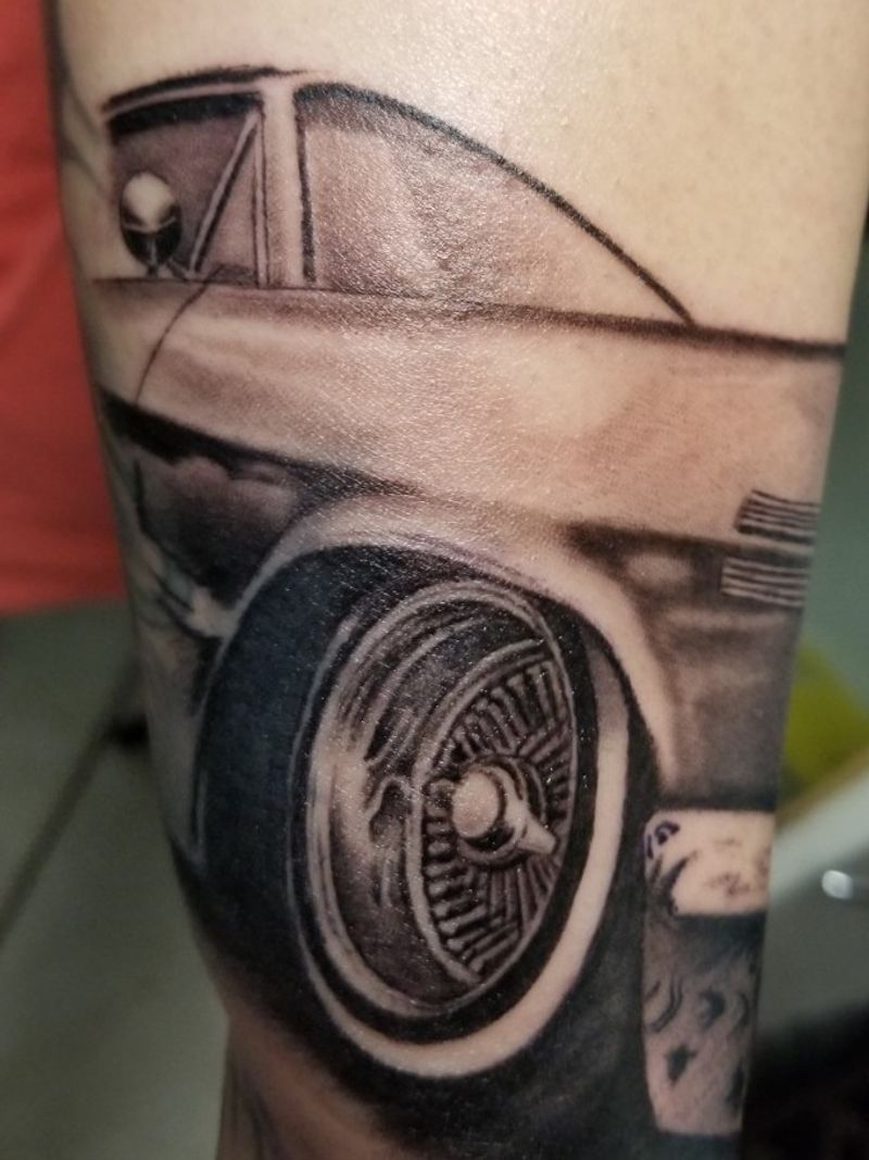 Tattoo from Julio