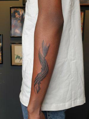 Tattoo by Rising Sun Tattoos