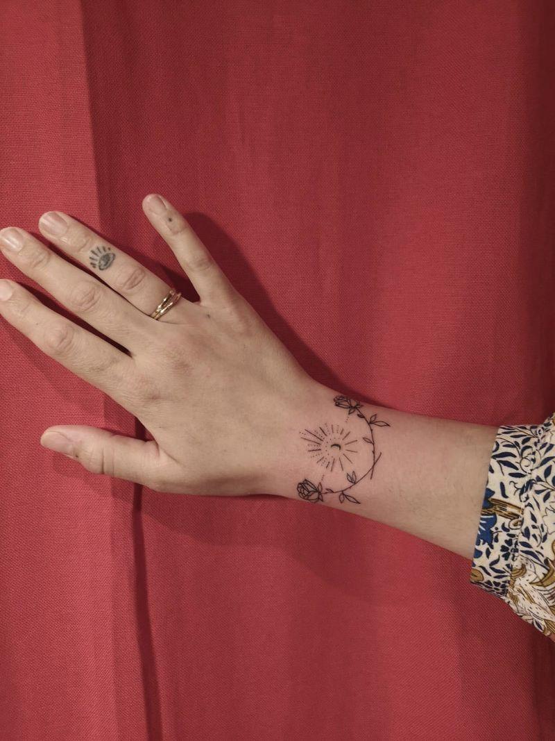 Tattoo from Elmar Lenior
