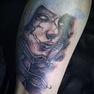 #tattooideas #inkspiration #madusatattoo