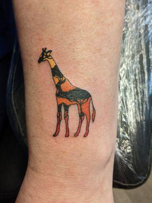 8cm giraffe
