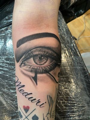 Tattoo from Zak K
