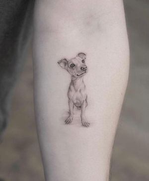 Tattoo from Fleur Noire Tattoo LA