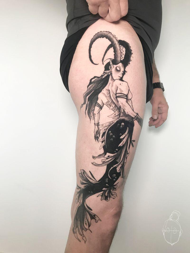 Tattoo from Fiefurie