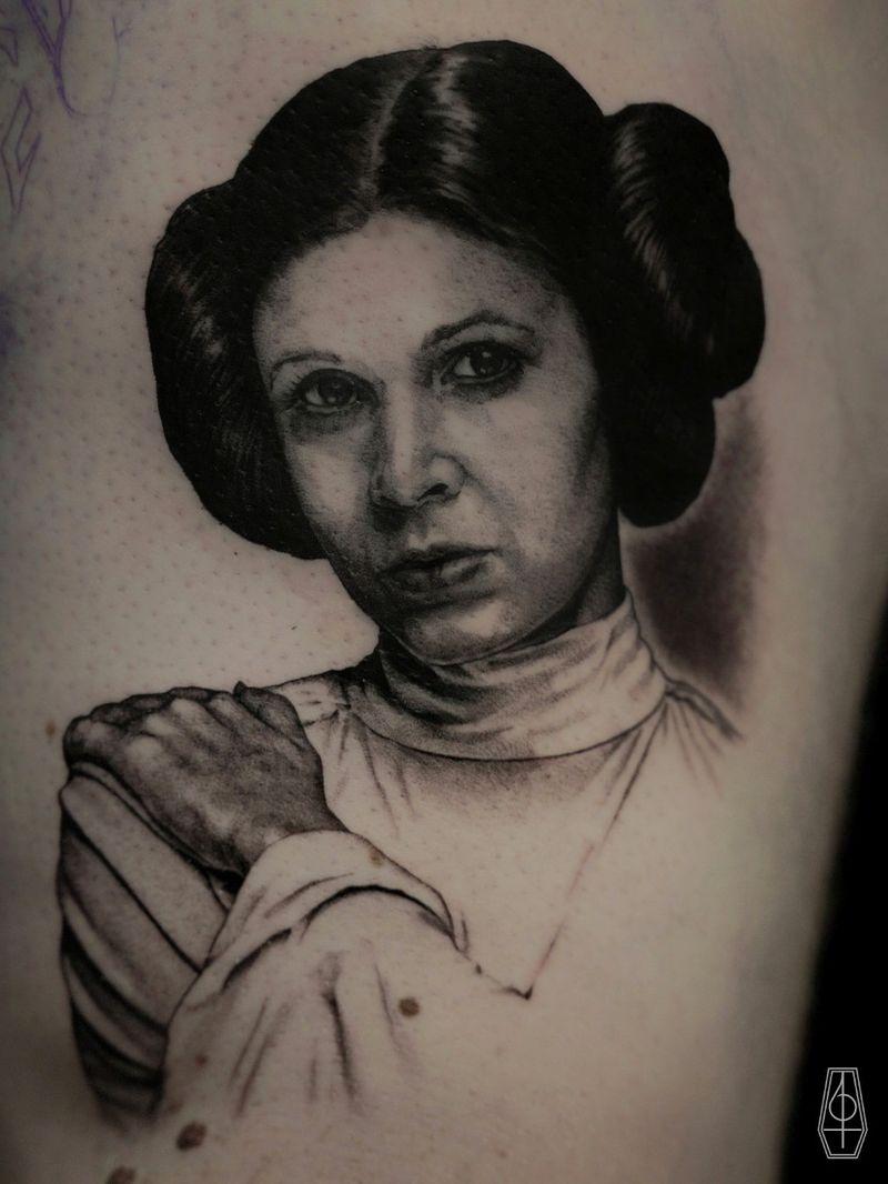 Tattoo from CruzixTattoos