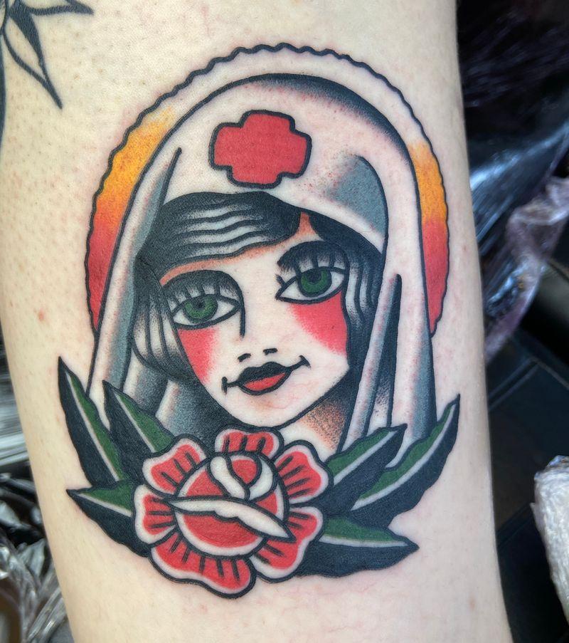 Tattoo from David O'Neill