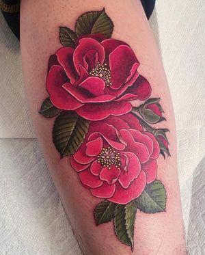 Tattoo from Brigid Burke