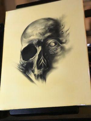 Tattoo by Mammoth American Tattoo