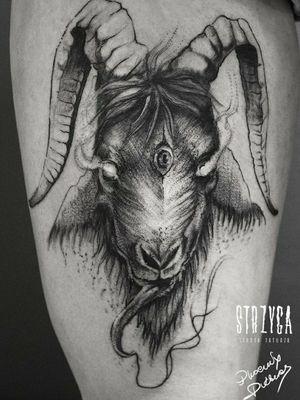#goat #satan