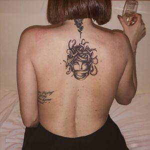 Medusa healed 🧜♀️🧜♀️ photo from my client