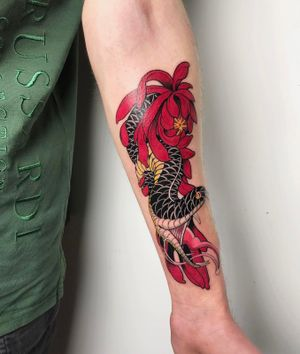 Tattoo by VeAn Tattoo Odessa RED