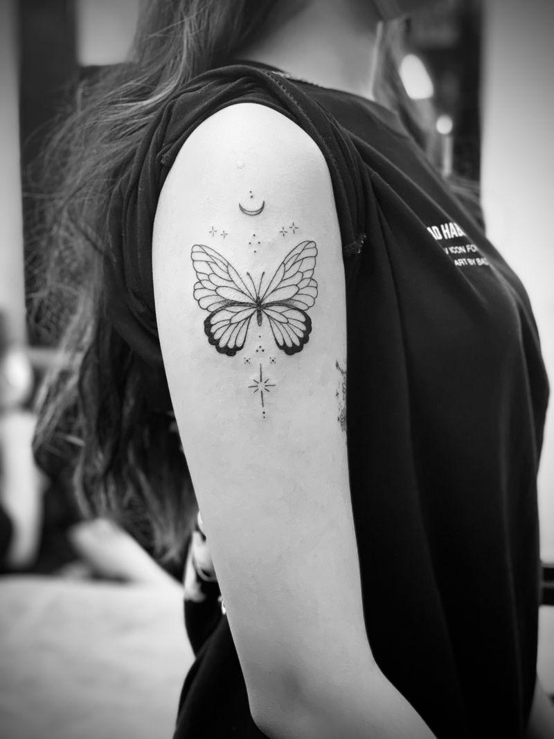 Tattoo from kranberrytattoo