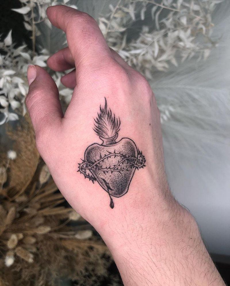 Tattoo from Ryan Roi
