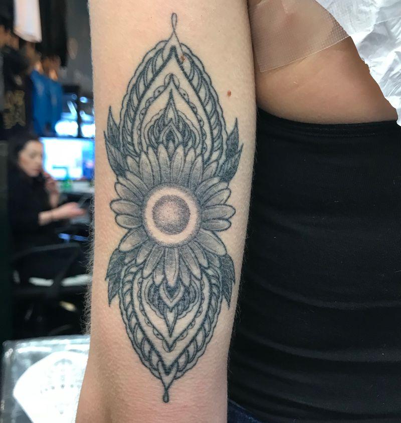 Tattoo from Guy Neutron