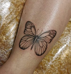 #butterfly #finelines #finelinestattoo #dotwork #insect #lovebutterlies #zinaink #amsterdamtattoo #denhaagtattoo