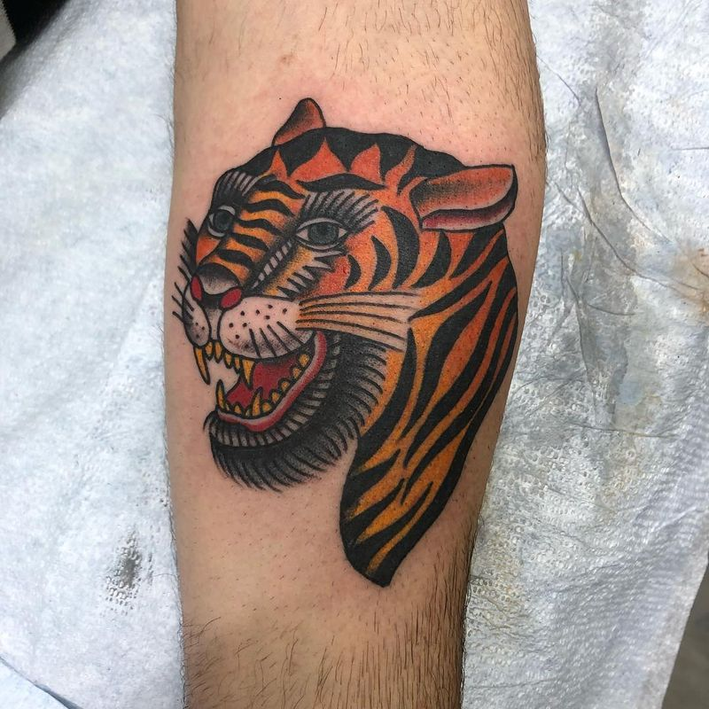 Tattoo from John Reardon