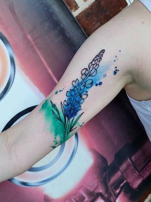 Tattoo by Dark Age tattoo fort worth