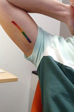 #rainbow #lgbtq #color