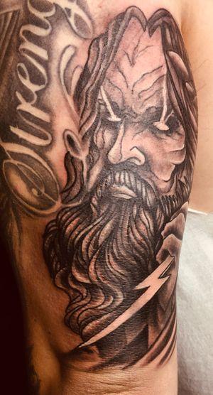 Zeus Portrate