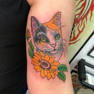 Tattoo from Georgina Leigh