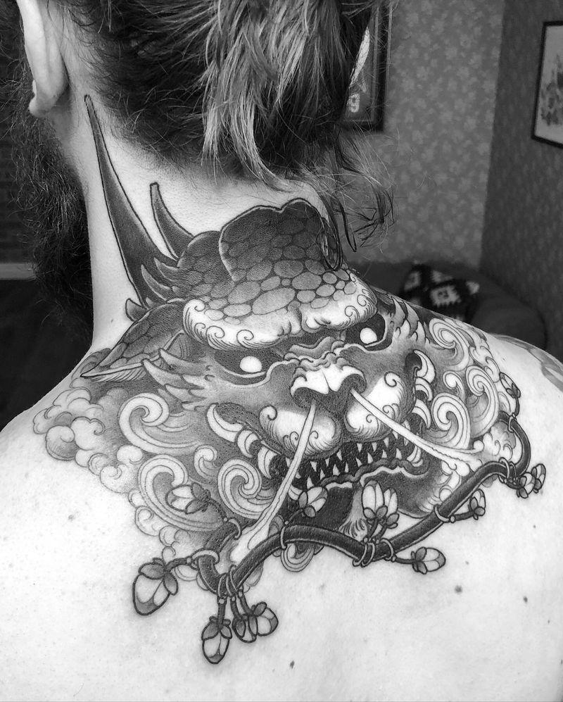 Tattoo from Jacob Wiman