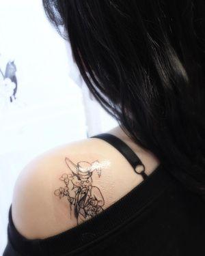Tattoo from  Jayeon Tattoo