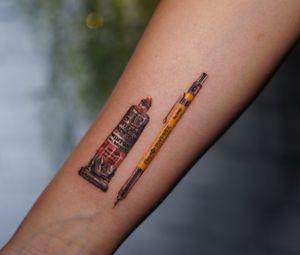 Tattoo from Nina Richards