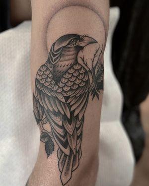 Custom raven for client (Original please don't copy)