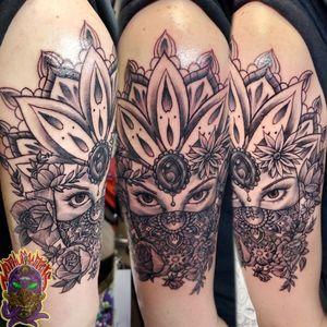 Tattoo by Skin Deep Tattoo and Piercing